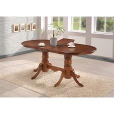 Обеденный стол 2059 (Шоколад)
