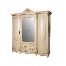Шкаф 4-х дверный Виктория