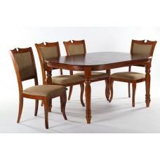 Стол 4278 STL.Раз:(107х153 (198) см)