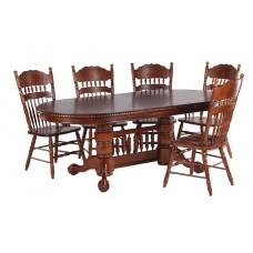Стол 4296 SWC.Раз:105*160(+45+45)см.