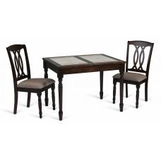 Стол LT T13300 CAPPUCINO. Раз:105(133) см.