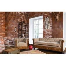 Кресло Secret De Maison «Манчестер» (Manchester) 128S (Античный светлый)
