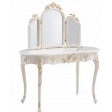 "MK-5013-WG. Туалетный столик с зеркалом ""Shantal"" (120х60х141 см)"