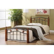 Кровать AT 126.Раз:90х200.160х200.
