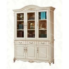 "MK-1863-IV. Книжный шкаф ""Милано"" (160х48х219,5 см),"