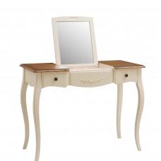 """MK-5032-AWB. Столик туалетный с зеркалом """"Florence"""" (100х49х77 см)."""