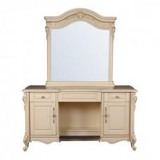 "8803-C. Туалетный столик с зеркалом ""Милано"" Размер: (149х50х187 см)"
