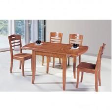 Стол А01 (аналог 321).Размер:80х90(130)х75 см.