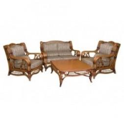 Плетеная мебель из ротанга. Кресла качалки. (65)