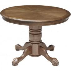 Стол раздвижной GR NNDT-4260-STC LF Oak#152 дуб серо-коричневый винтажный.