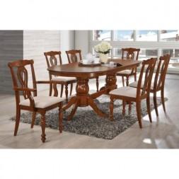 Обеденные столы.Столы с плиткой. (157)