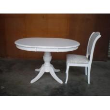 Стол MIK-2014T-900R.Раз:90х90 (125) см.