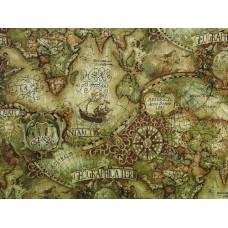 Гобелен Карта